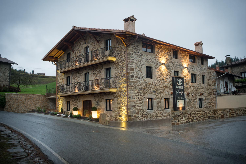 Hotel osabarena orozko vizcaya - Casa rural orozko ...